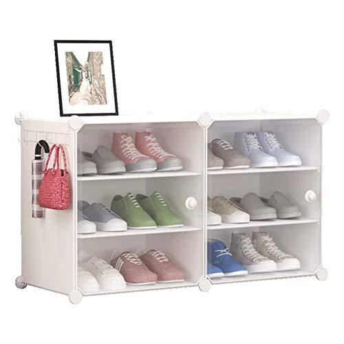 Almacenamiento Portátil de Zapatos SISTEMA DE ALMACENAMIENTO CON PUERTAS ZAPATOS ACCESORIOS POR PORTÁPERA DE ZAPACIO DE ALMACENAMIENTO DE ALMACENAMIENTO DE ALMACENAMIENTO Caja de zapatos Organizador d