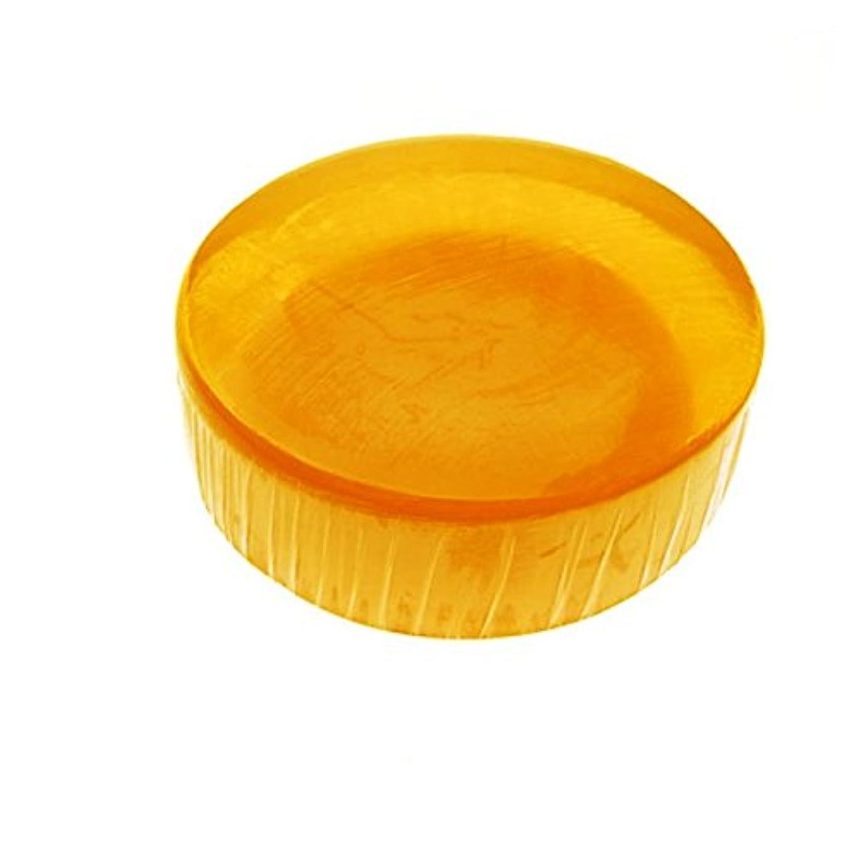 レインコート延期するベッツィトロットウッド瑚泡美肌ハチミツ石けん100g