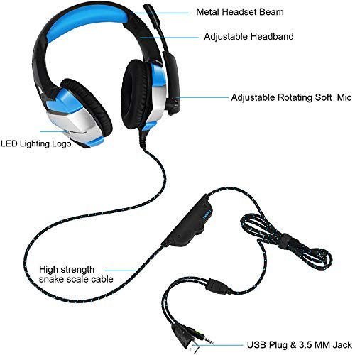 K5 headset PC PC 3.5MM oversized earshell Internet cafe headphones wired headphones K5 Black Grey and Conversion Line
