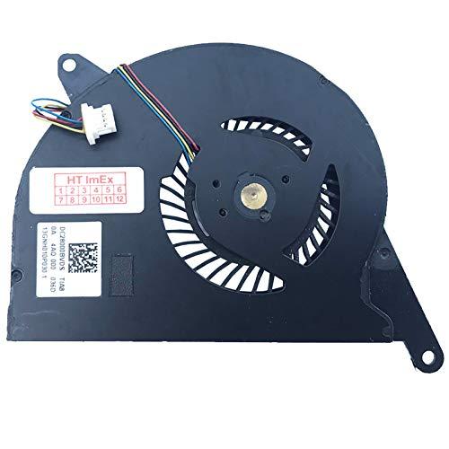 (Version 1) Lüfter Kühler Fan Cooler kompatibel für ASUS ZenBook UX31E-1A, UX31E-RY008V, UX31E-1B, UX31E-1C, UX31E-RY029V, UX31E-RY009V, UX31E-1C, UX31LA-C4081H, UX31LA-2A