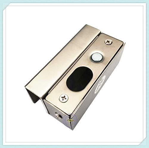 Elektronisches Bolzenschloss/Edelstahlklammer für vollrahmenlose Glastüren Elektrische Bolzenschloss
