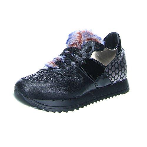 No Claim Damen Sneaker Cloé 18 Cloé 18 schwarz 339051