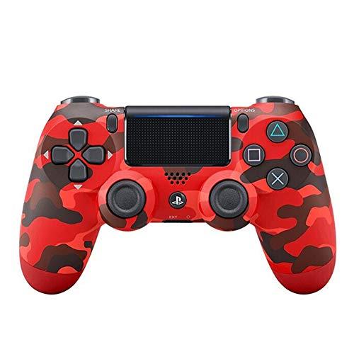 SDSAD Drahtloser Controller Für Playstation 4,Camouflage red