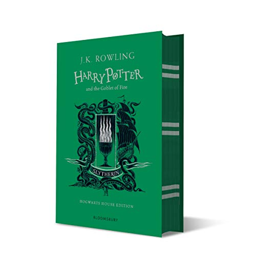 Harry Potter and the Goblet of Fire – Slytherin Edition: J.K. Rowling (Slytherin Edition)