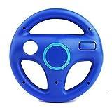 TheMax Lenkradständer für Wii-Controller, dunkelblau, Mario-Kart-Rennspiel, Lenkradständer für Wii-Game-Controller (dunkelblau)