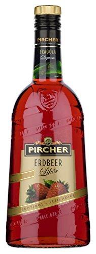Pircher Erdbeerlikör, 1er Pack (1 x 700 ml)