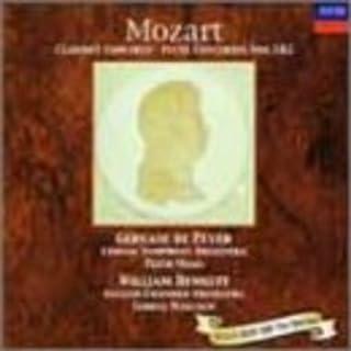 モーツァルト:クラリネット協奏曲/フルート協奏曲第1番/第2番