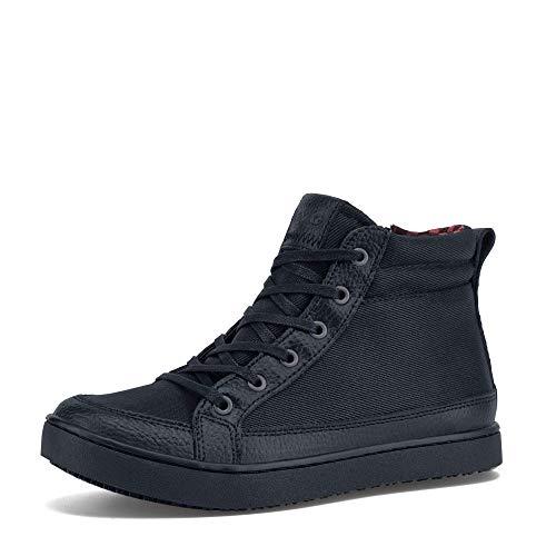 MOZO Women's Padma Sneaker, Black, 8 M US