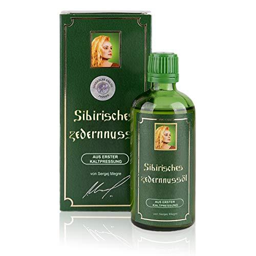 Zedernnussöl nach Anastasia kaltgepresst 100ml Glasflasche - jetzt in neuer Verpackung