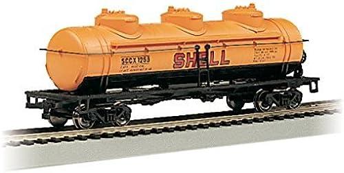 BAC17101 17101 40' 3-Dome Tank Shell  1253 HO by Bachmann Trains