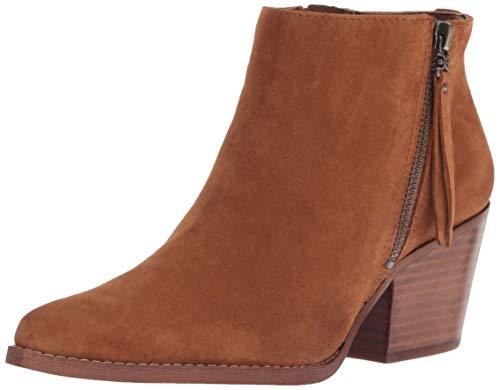 Sam Edelman Women's Walden Ankle Boot, Brown, 7.5 Medium US