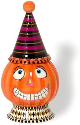 Department 56 Max 89% OFF Glitterville Pumpkin 2021 new Salt Shaker Set and Pepper