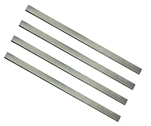 20 InchPlaner Blades Knives HSS Jointer Replacement for GrizzlyG6702G0454W Jet 208 Powermatic 209 Delta DJ-20 Dewalt Shop Fox W1754 Woodstock W163W7147 20x 1x 1/8