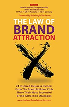 The Law Of Brand Attraction by [Sammy Blindell, Andrew Priestley]