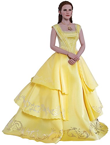 Beauty and The Beast Movie Masterpiece Action Figure 1/6 Belle 26 cm Toys