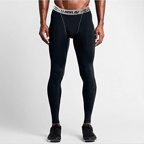 Tree-on-Life Atmungsaktive männer Sport Leggings elastische schnell trocknende Laufhose Hose männliche sportbekleidung für Yoga Fitness Gymnastik