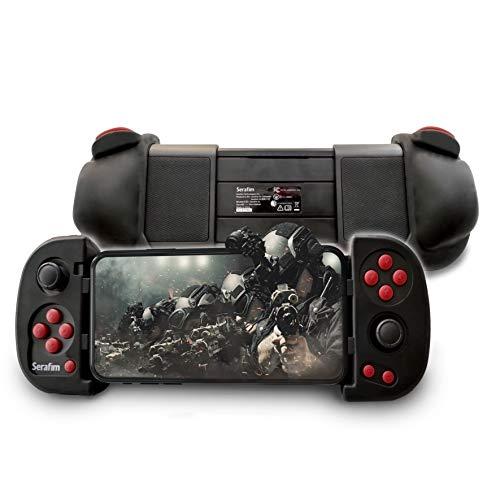 Serafim S1 Bluetooth Mobile game controller, joystick, gamepad with Macro,...
