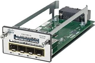 Cisco C3KX-NM-1G= Catalyst 3KX 1G Network Module