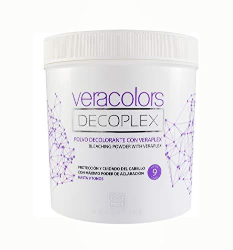 MH Cosmetics VeraColors Decoplex Polvo Decolorante Capilar con Plex 500 g