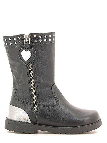 Chicco 01056596000000 Boots à talons Enfant Noir 24