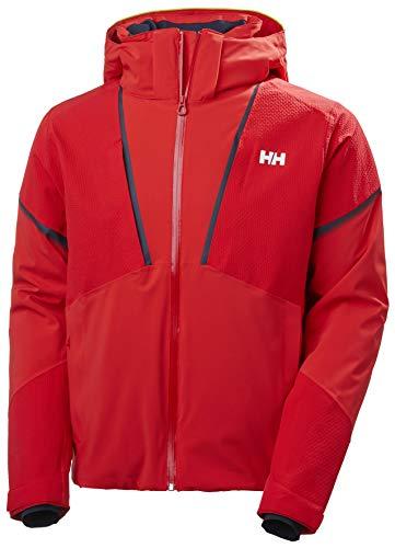 Helly Hansen Freeway Jacket Chaqueta, Hombre, Alert Red, M