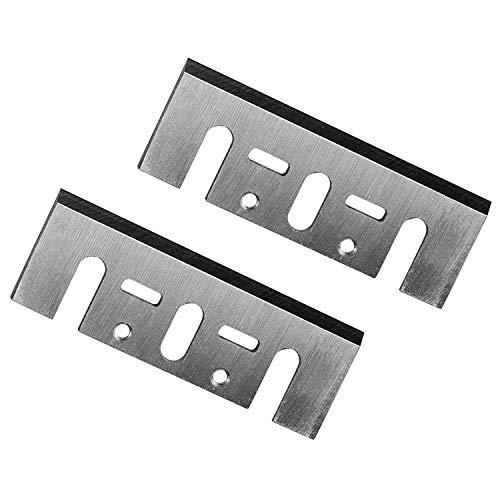 """For DeWALT D26676 Type 1 Portable 3-1/4"""" Hand Planer Blades Set 663291-00"""