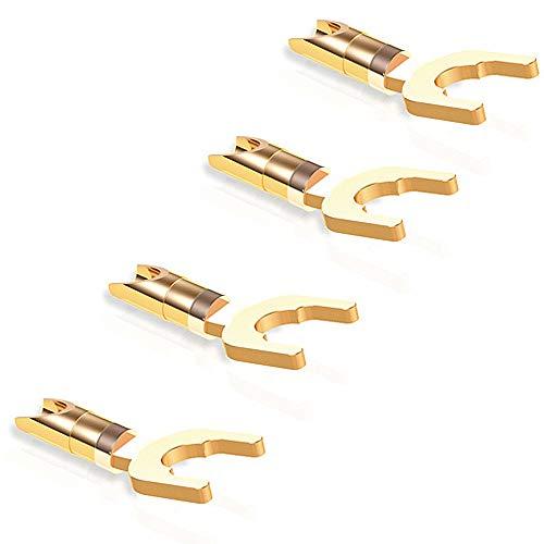 ViaBlue T6s Kabelschuhe Contacts (4 Stück)