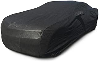 CarsCover Custom Fit 2010-2019 Chevy Camaro Car Cover for 5 Layer Ultrashield Black Covers