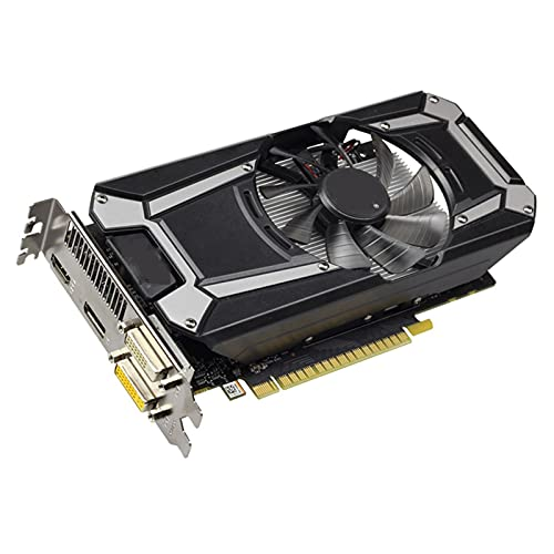Fit for ZOTAC GTX 750 1GB Tarjeta de Video 128Bit GDDR5 Tarjetas gráficas GPU Map para NVIDIA Geforce GTX750-1GB GTX750 1GD5 Thunder Edition PCI-E
