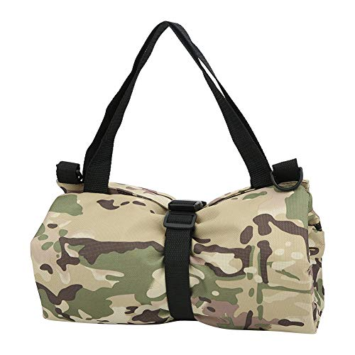 VGEBY Outil Sac à roulettes Outil Multifonction Sac à roulettes Clé Sac à Outils à roulettes Clé Pochette de Rangement Mallette de Rangement