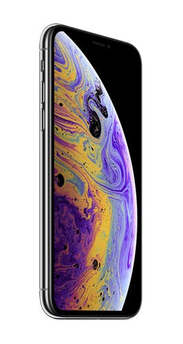 "Apple iPhone XS 14,7 cm (5.8"") 256 GB Doppia SIM 4G Argento"