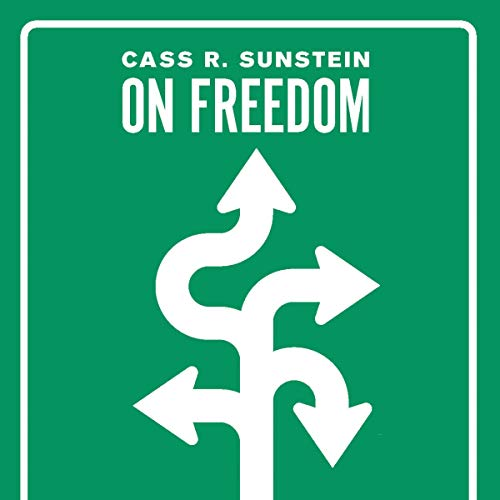 On Freedom audiobook cover art