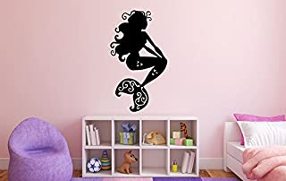 Maxx Graphixx Mermaid Wall Decal - 35