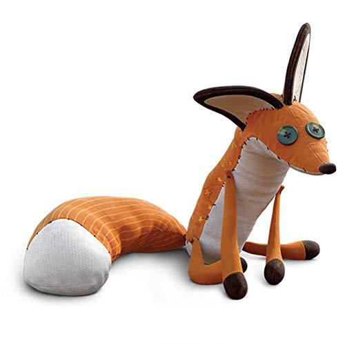 BSTCAR Plüschfuchs 40CM , Fuchs Kuscheltier Fuchs Plüschtier Stofftier, Der Fuchs des Kleinen Prinzen, Kindergeburtstagsgeschenke