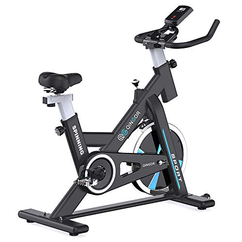 Exercise Bike Stationary Indoor Cycling Bikes - 35 lbs...