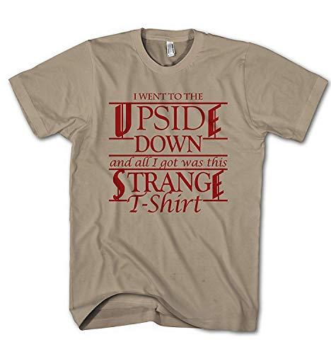 Camiseta Hombre Stranger Things - Al...