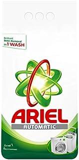 ARIEL Automatic Laundry Powder Detergent with Jasmine Scent - 6 kg