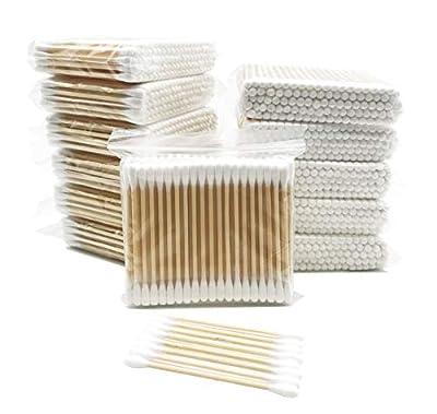 Wooden Cotton Swabs 1200ct