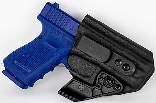 Skydas Group International IWB Claw Holster Fits: Glock 19 / 19X / 23/32 / 45 - GEN 3-5 Kydex Handmade in The US Appendix