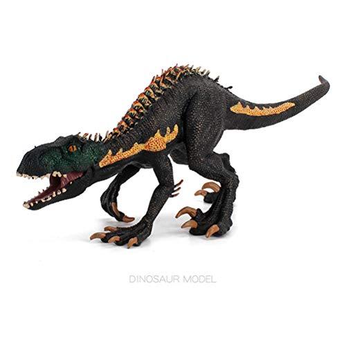 taianle Niños 30 Cm / 12 Pulgadas Parque Jurásico Dinosaurios Juguete Jurásico Indominus Rex Figuras de Acción Boca Abierta Dinosaurio Mundo Animales Modelo Niños Juguete Regalo