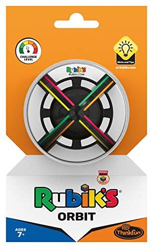 ThinkFun 76398 - Rubik's Orbit, der Globusförmige Rätselspaß für Fans des original Rubik's Cubes. Für alle Rätselfans ab 8 Jahren.