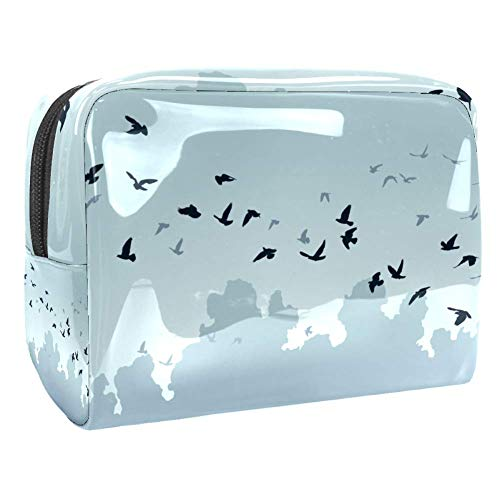 TIZORAX - Sacs cosmétiques en PVC pour les oiseaux volants