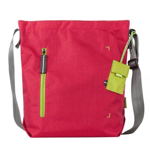 Crumpler schoudertas Doozie Shoulder M - 13 inch dames laptoptas roze DZS-M-003