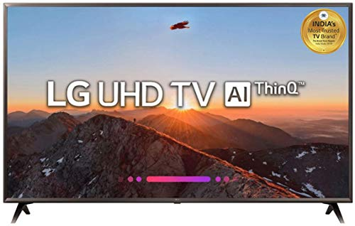 LG 123 cm (49 Inches) 4K UHD LED Smart TV...