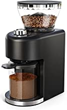 Conical Burr Coffee Grinder, Electric Coffee Grinder with 35 Grind Settings for 2-12 Cups, Adjustable Burr Mill Coffee Bean Grinder for Espresso, Drip Coffee, Pour Over & French Press Coffee