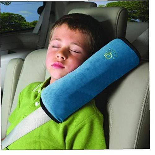 Onsinic Bambini Bambini Auto Cinture di Sicurezza Materasso con Protect Spalla Protezione Cuscino Biancheria da Letto