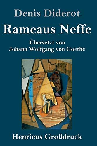 Rameaus Neffe (Großdruck)