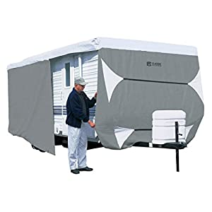 Classic Accessories OverDrive PolyPRO 3 Deluxe Travel Trailer Cover