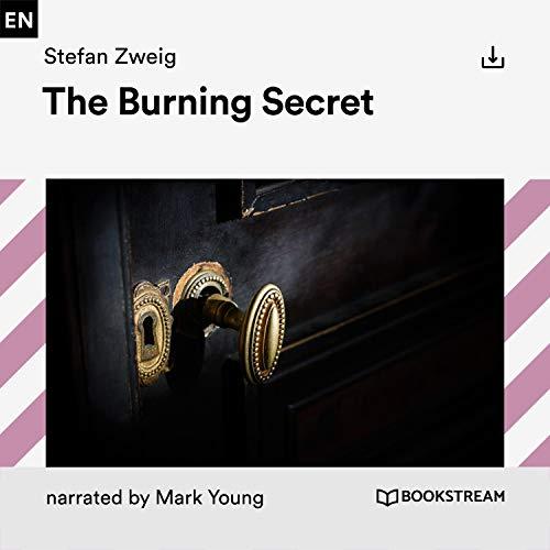 The Burning Secret cover art