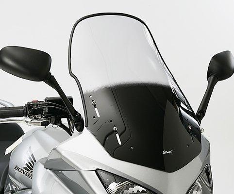 HONDA CBF 1000 [2006-] ERMAX Cockpitscheibe mit Windabweiser (leicht getönt) Cockpitscheibe höher als Original um + 10 cm mit ABE